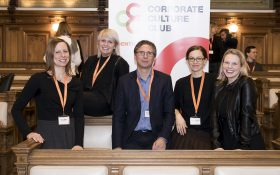 Christina Miedl, Isabell Brandenberger, Marin Haidvogl, Johanna Gradauer