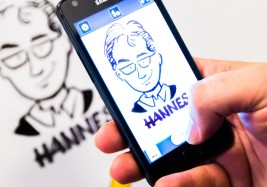 Smartphone Hannes